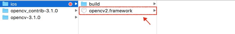 iOS版】openCV3 エクストラモジュールのビルドと備忘録 | 丸ノ内